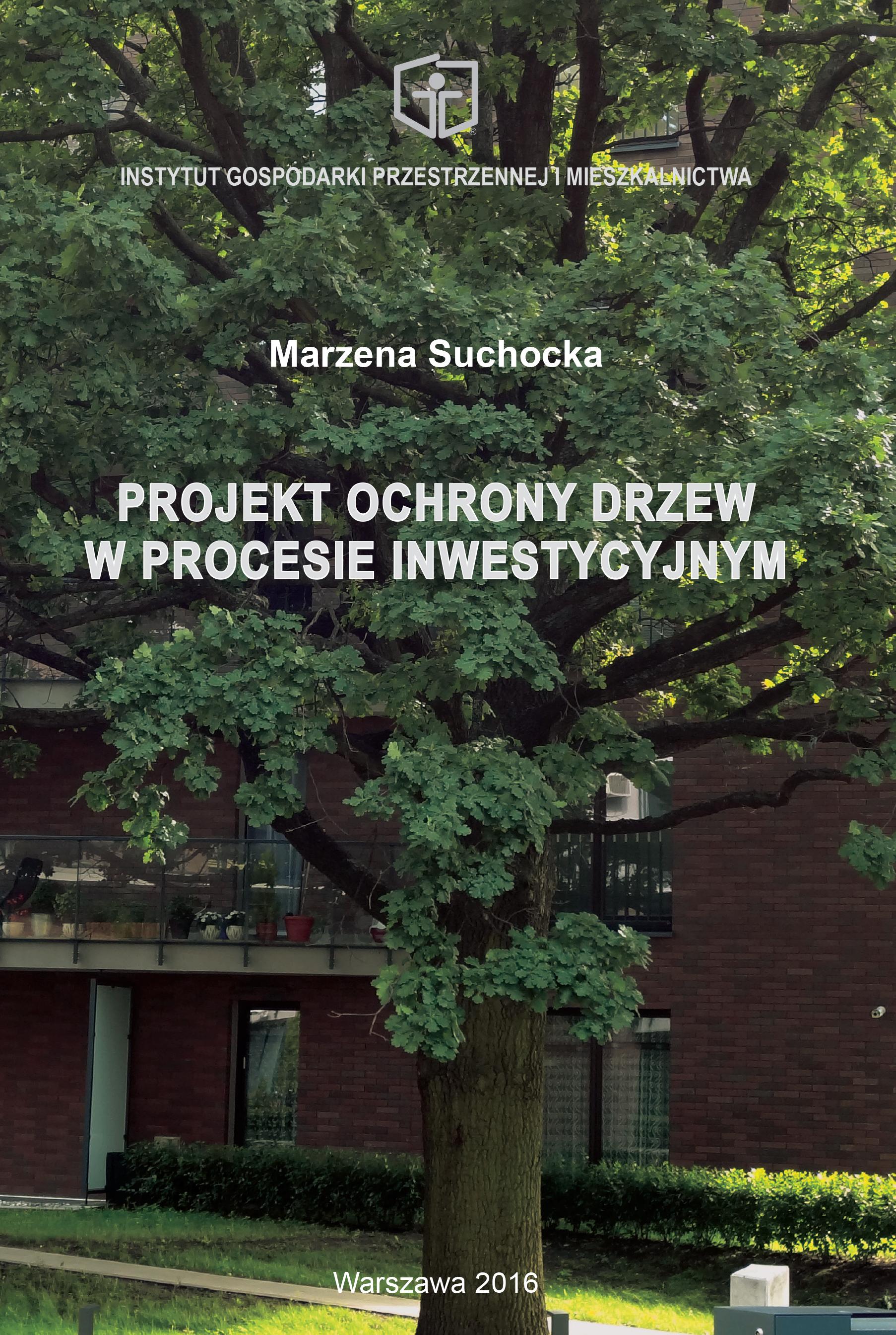 Ok++ęadka projekt ochrony drzew